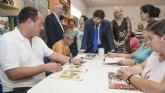 López Miras: 'Cartagena contará con 35 plazas más en centros de día para personas con discapacidad antes de que termine el año'