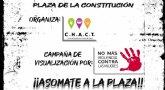 Por unas Fiestas de Santiago libres de violencia de género
