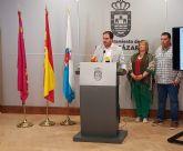 El alcalde de Los Alcázares, Mario Cervera, denuncia el deterioro del servicio de sanidad pública en el municipio
