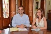 La necesidad de mejoras en sanidad y en infraestructuras ferroviarias centra la atención del encuentro entre los alcaldes de Águilas y Lorca