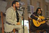'Fati' y 'El Pito' en el trasnoche flamenco de San Pedro del Pinatar