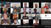 Los 15 integrantes de la delegación olímpica murciana ponen rumbo a Tokio