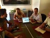 El Info diseña un ciclo empresarial para impulsar el desarrollo local y el emprendimiento en Mazarrón