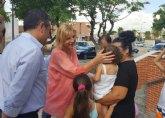 Familia subvenciona en Alcantarilla un proyecto para la atención y promoción de personas de etnia gitana