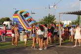San Pedro del Pinatar celebra el Día Internacional de la Juventud