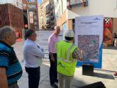 La plaza de Santa Eulalia contará con nueva red de saneamiento