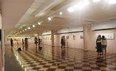 """La actividad organizada durante el �ltimo año en la sala de exposiciones """"Gregorio Cebri�n"""" que m�s visitantes registr� fue la """"Muestra de Arte Belenista"""", con m�s de 5.500 registros"""