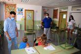 Más de cincuenta niños y niñas disfrutan de las Escuelas de Verano