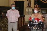 Jumilla dedicará la Fuente del Vino 2020 a la lucha contra la pandemia