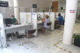 Se mantienen las medidas de seguridad e higiene establecidas para el Servicio de Atenci�n al Ciudadano, con la cita previa obligatoria