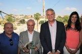 Hacienda acuerda con el Ayuntamiento de Albudeite su adhesión a la Administración electrónica
