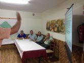Asamblea informativa sobre el PGMO de los vecinos y propietarios de la Sierra con el concejal Carlos Ballester