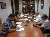 La Junta de Gobierno Local de Molina de Segura aprueba la creación de dos bolsas de empleo temporal para diversas categorías municipales