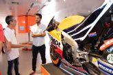 �Repsol Racing Tour� hace parada en Puerto de Mazarr�n