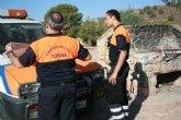 No se puede realizar ning�n tipo de fuego en las barbacoas habilitadas en Sierra Espuña ni utilizar camping-gas para cocinar en el monte hasta octubre