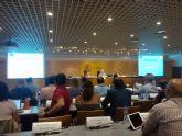 El Ayuntamiento de Molina de Segura participa en una jornada de trabajo del Grupo de Representantes de Comunicación del FEDER