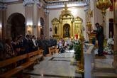 Misa homenaje también en Archena a la Virgen del Pilar Patrona de la Guardia Civil