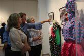 La Asociación de Amas de Casa inaugura una exposición con motivo de su 50 aniversario