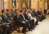 La Guardia Civil celebra el día de su patrona en Las Torres de Cotillas