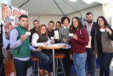 Comienza la campaña de difusión del Carné Joven en la Feria del Comercio de Puerto Lumbreras