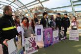 'Quiéreme libre y sin miedo' en el Día Internacional contra la Violencia de Género