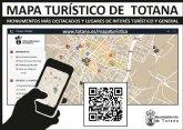 La Concejalía de Nuevas Tecnologías diseña una aplicación turística sobre servicios, lugares de interés e información general, entre otros, de Totana