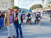 Las motos clásicas circularon por Cartagena en el Trofeo Corpus