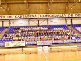 Presentación oficial del UPCT Basket Cartagena