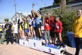 Victoria del Club Atletismo Alhama en categor�a alev�n del