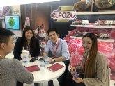 eLPOZO ALIMENTACI�N fortalece su presencia comercial en Asia.