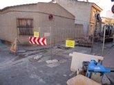 En marcha las obras de renovaci�n de las redes de agua potable y alcantarillado en la calle Galicia