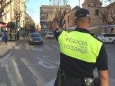 La Polic�a Local se une a la campaña de vigilancia de las condiciones de los veh�culos