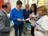 El centro de salud de San Javier pone a prueba una aplicación móvil de control de la diabetes
