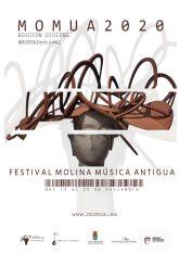 El Festival de Música Antigua de Molina de Segura, MOMUA 2020, comienza este fin de semana