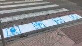 Calidad Urbana contin�a la mejora de la accesibilidad en aceras y adec�a los pasos de peatones para personas con necesidades cognitivas