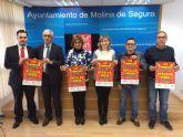 El Ayuntamiento de Molina de Segura y la asociación COM-PRO ponen en marcha la campaña navideña LOS COMERCIOS DE MOLINA DE SEGURA TE QUIEREN REGALAR 4.000 EUROS