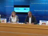 Nota de prensa sobre presentación II Muestra de Cooperativas Escolares de Molina de Segura