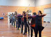 El club de tiro con arco 'Orion' concluye un nuevo curso de formación de arqueros