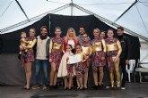 De Rosa gana el desfile de carrozas de las fiestas patronales
