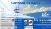 El Ayuntamiento de Molina de Segura organiza la jornada formativa Cortando los cables, de apoyo al tejido empresarial, con información sobre beneficios económicos, electricidad y ayuda a la sostenibilidad