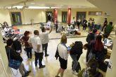 La Universidad de Murcia recoge 150 donaciones de sangre en su campaña 'Diciembre Solidario'