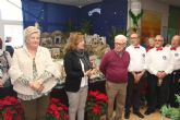 Los mayores pinatarenses celebran la llegada de la Navidad con los belenes en los hogares del pensionista