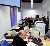 Los empleados del Ayuntamiento de Alcantarilla ven mejoradas sus condiciones laborales