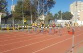 Sábado de atletismo Sub16 en Cartagena