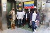 Ciudadanos reclama la defensa de los derechos humanos y libertades en Venezuela