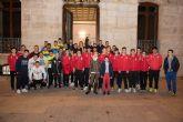 Deportistas y clubes locales son reconocidos por sus éxitos en campeonatos de categoría regional, nacional e internacional