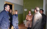 El colegio 'Vista Alegre' retoma las clases con sus aseos de Infantil renovados y su cimentación arreglada