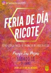 I Feria de Día en Ricote – 18 ene. – Paraje de las Piezas