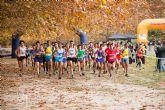 El XI ´Cross Fuentes del Marqués´ se celebra el domingo 26 de enero, con más de medio millar de corredores de numerosos clubes de la Región