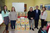 ACOMA reparte 1000 euros entre aquellos que realizaron sus compran navideñas en Mazarrón